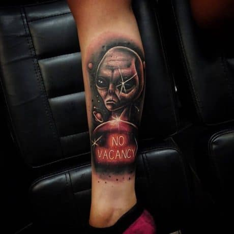 Crossbones Gallery Tattoo