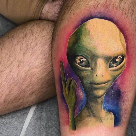 The Dark Essence Tattoo Gallery