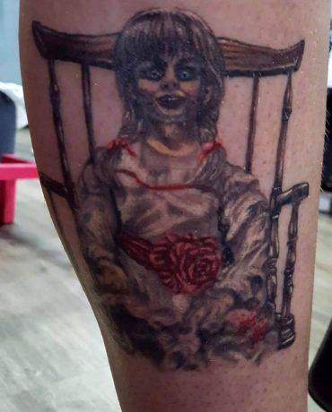 Death or Glory Tattoo
