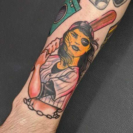 TLD Tattoo