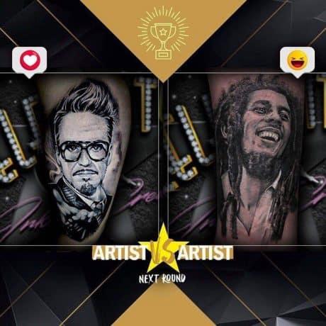 Celebrity Ink™️ Tattoo Studio Lutwyche
