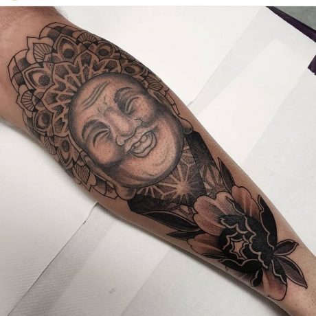 Vision Skin Tattoo