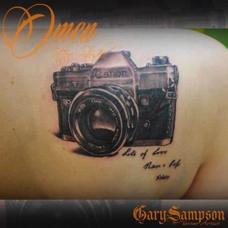 OMEN Tattoo Studio