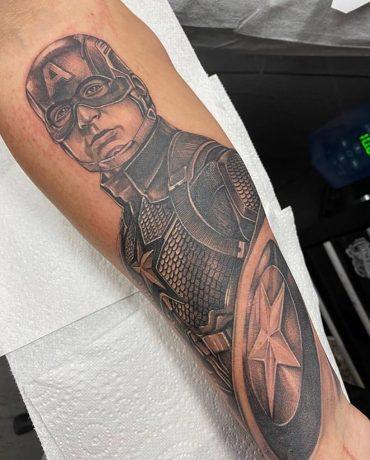 Sacred Rose Tattoo Studio