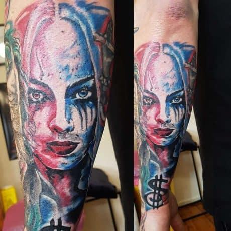 Black Widow Tattoo & Kustom