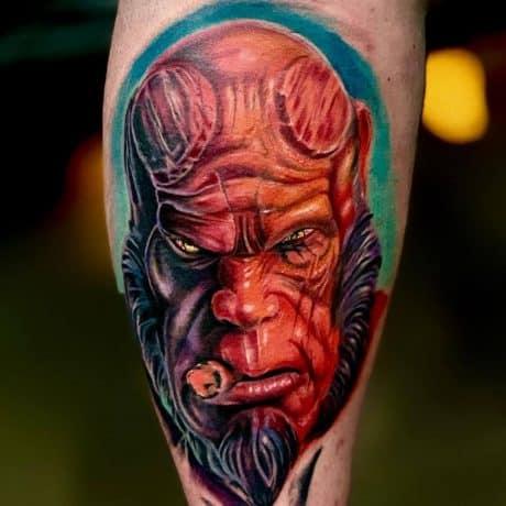 Distinktion Tattoo