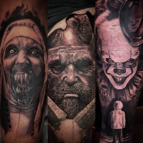 Savage Inc Tattoo Gallery