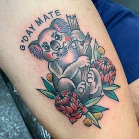 Valley Mall Tattoo