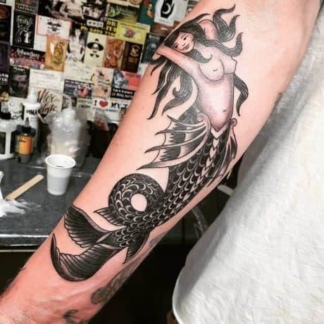 Max's Village Tattoo Studio Sydney