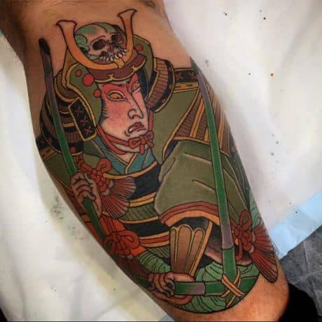 Meiji Tattoo