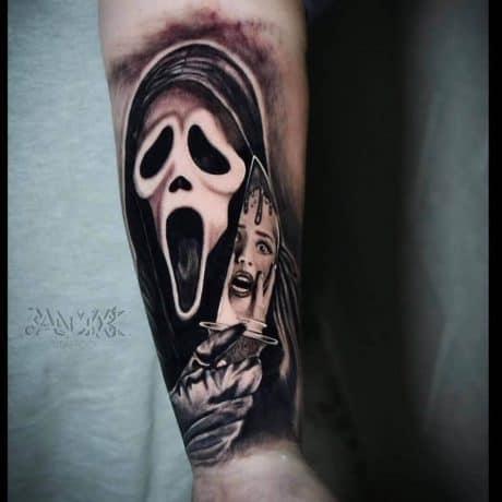 Fine Line Tattoo Gallery