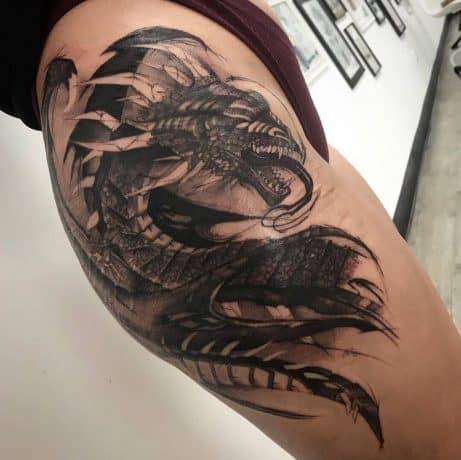 Black Ivy Tattoo