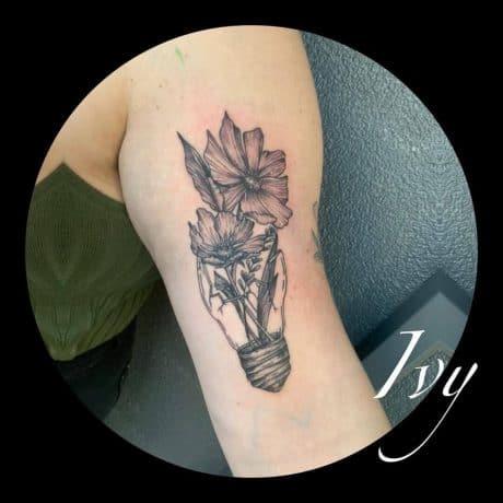 Ivy won